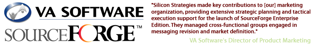 VA Software - a Silicon Strategies Marketing client