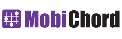 Mobichord logo - a Silicon Strategies Marketing client